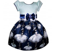 Платье  нарядное Балерина